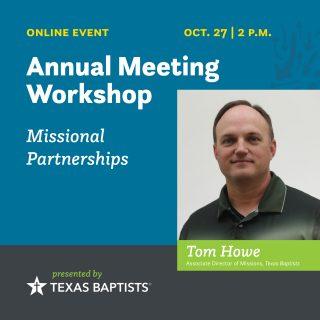 Missional Partnerships