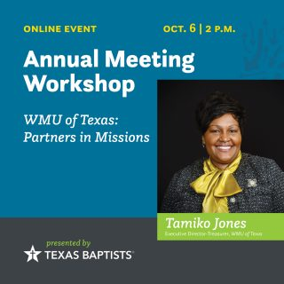 WMU of Texas Partners in Missions